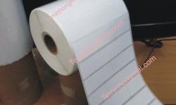 Decal in mã vạch chuyển nhiệt (dùng mực)