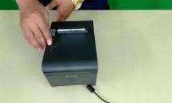 Máy In Hóa đơn Nhiệt mạng lan+USB
